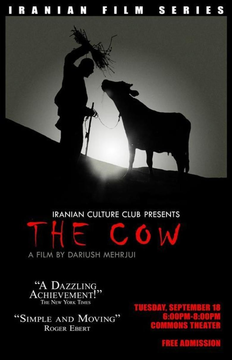 The Cow (film) movie poster