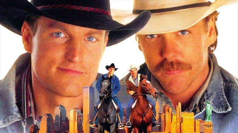 The Cowboy Way (film) movie scenes