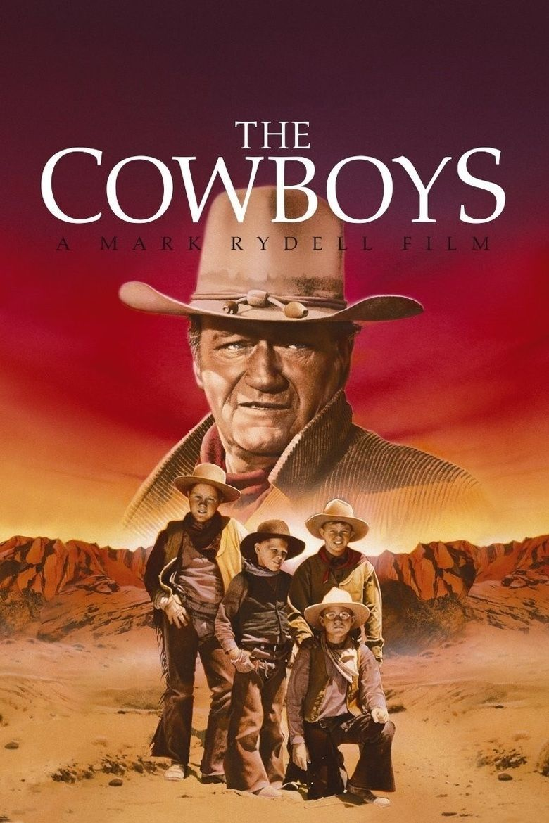 The Cowboys movie poster
