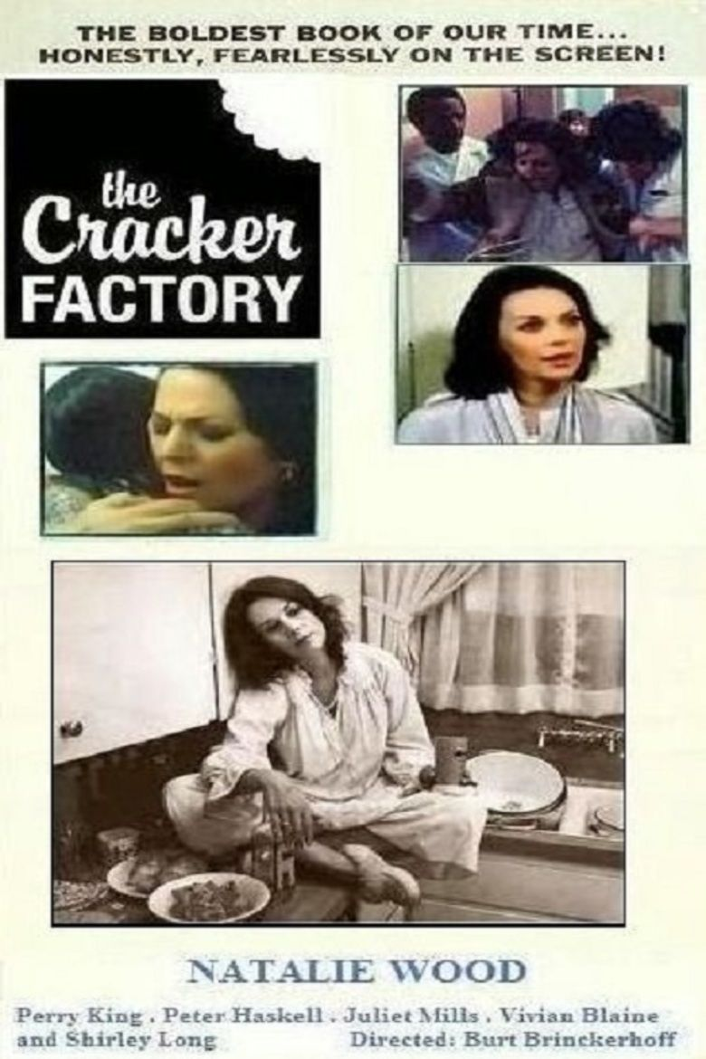 The Cracker Factory movie poster