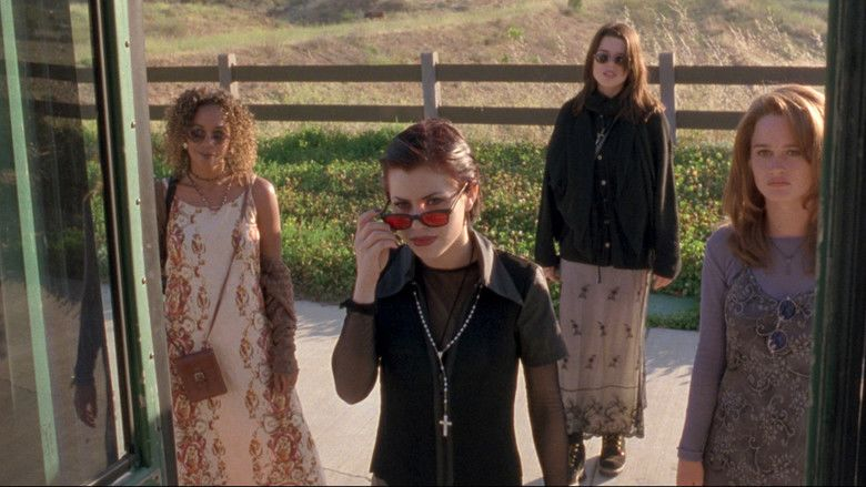 The Craft (film) movie scenes