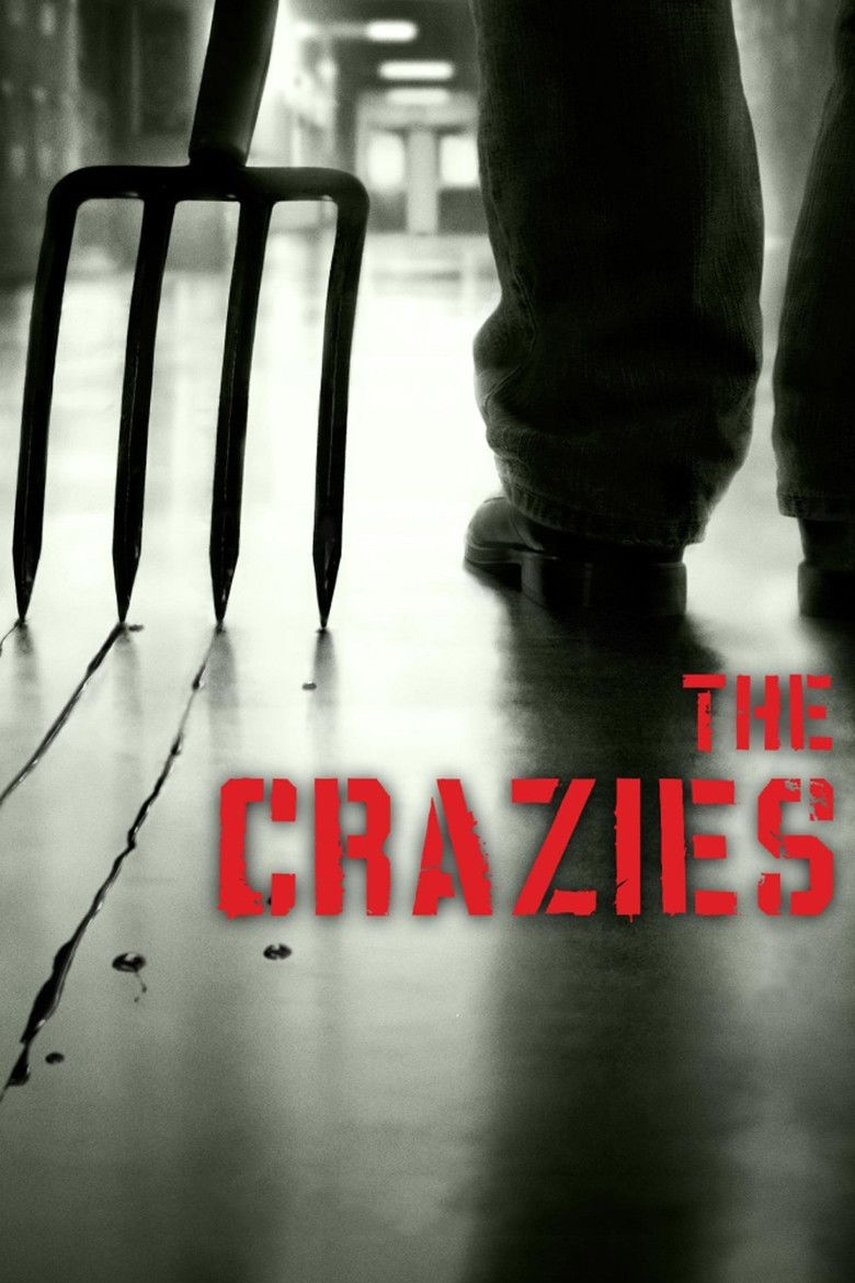 The Crazies (2010 film) movie poster