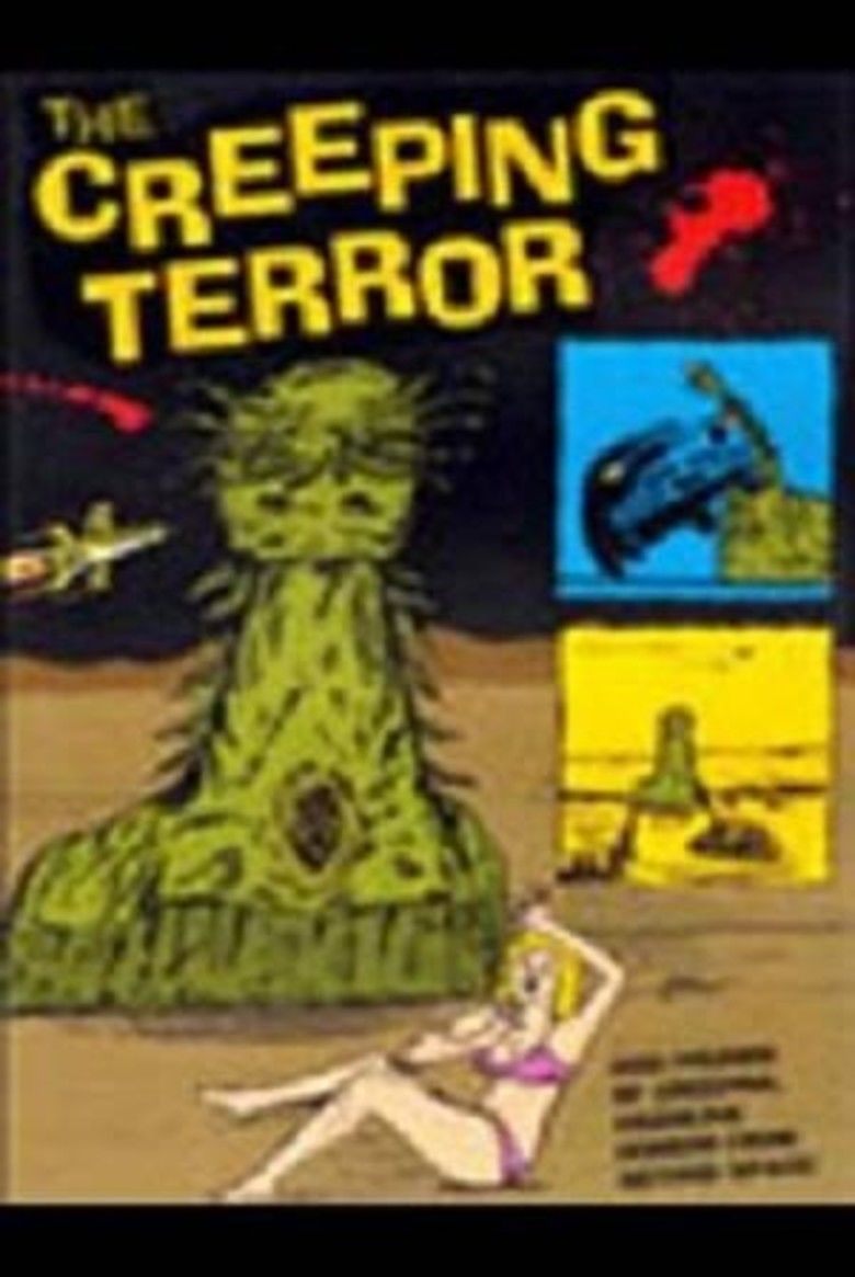 The Creeping Terror movie poster