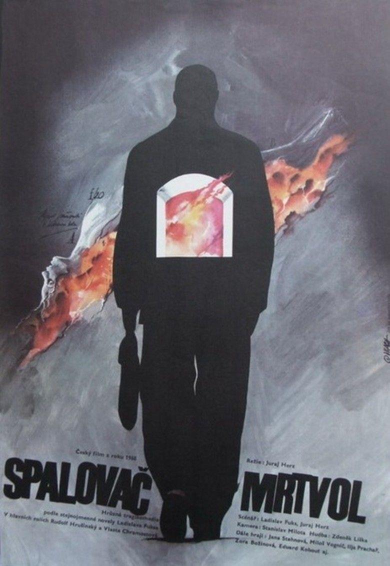 The Cremator movie poster