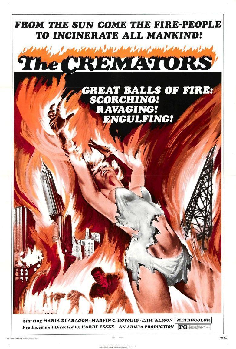 The Cremators movie poster