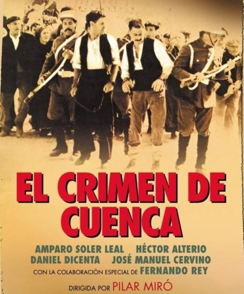 The Crime of Cuenca movie poster