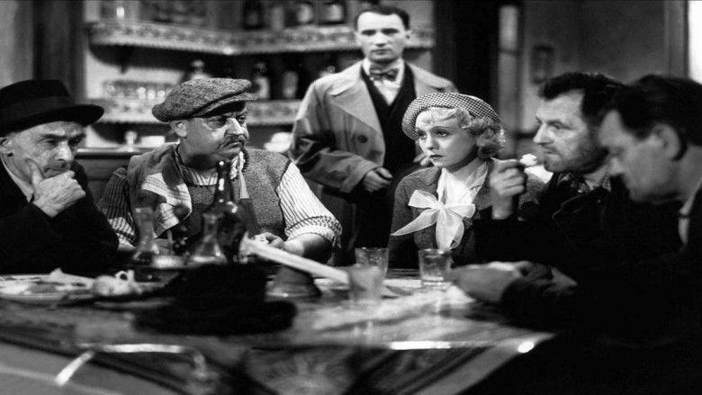 The Crime of Monsieur Lange movie scenes