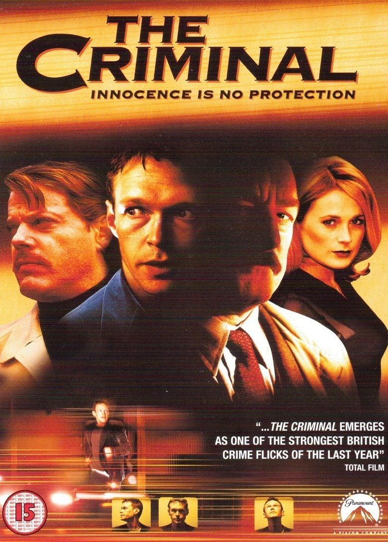 The Criminal (1999 film) movie poster