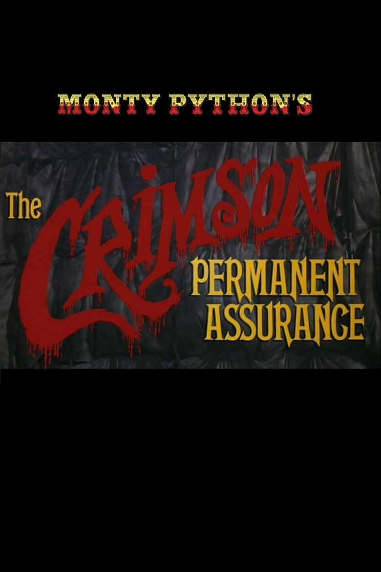 The Crimson Permanent Assurance movie poster
