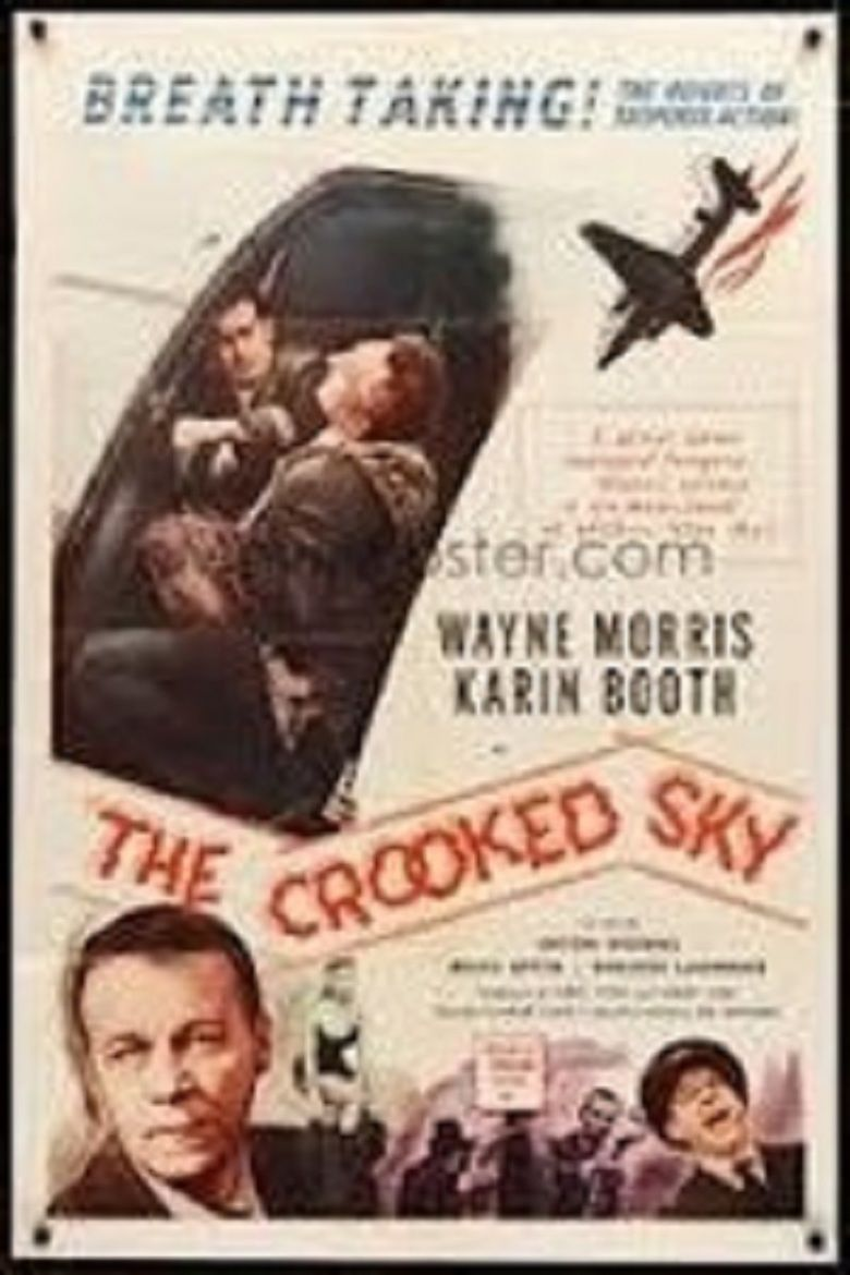 The Crooked Sky movie poster