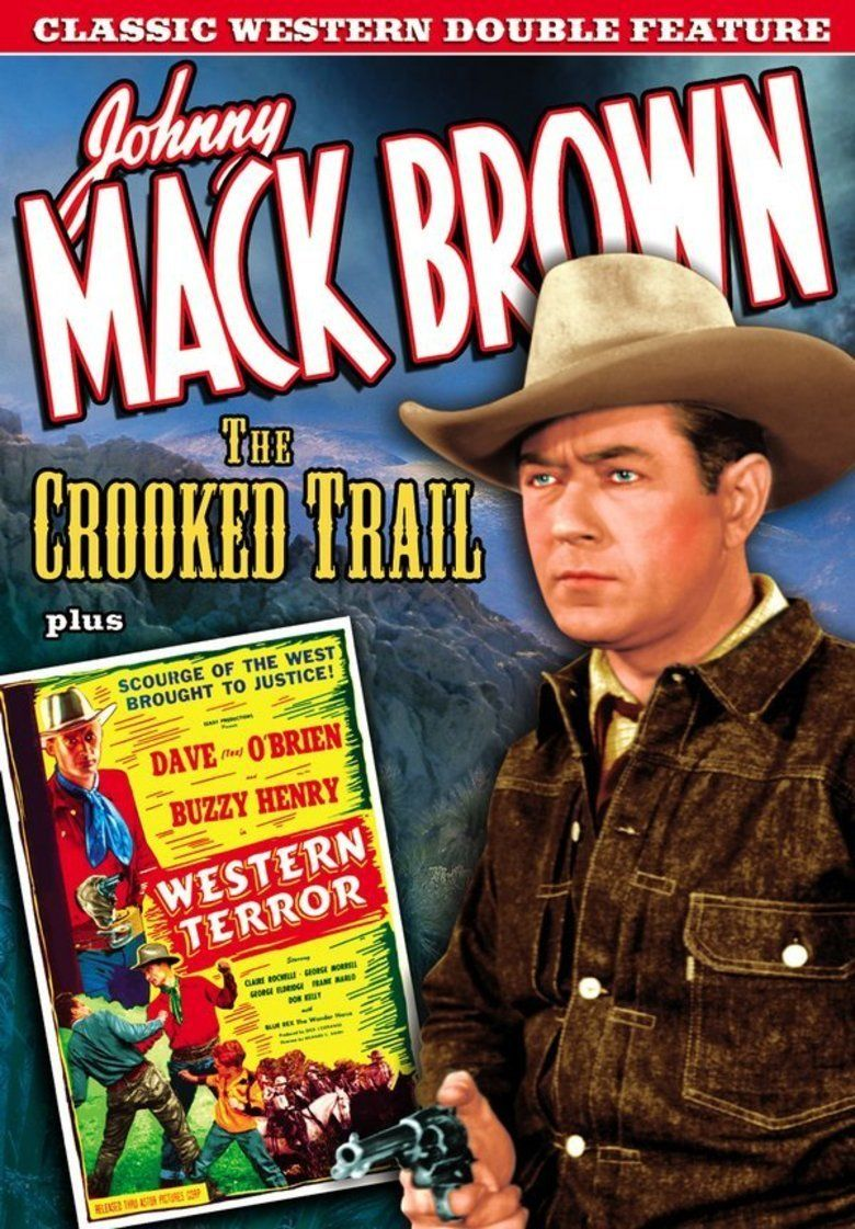 The Crooked Trail movie poster