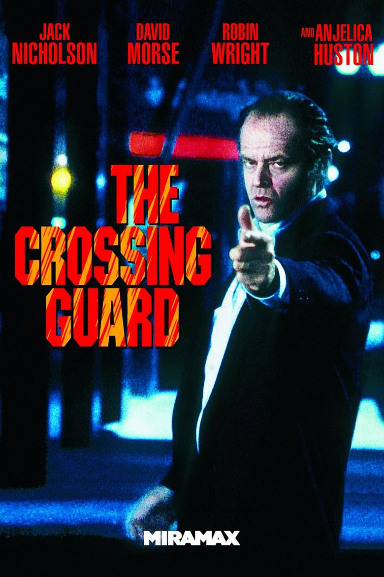 The Crossing Guard movie poster