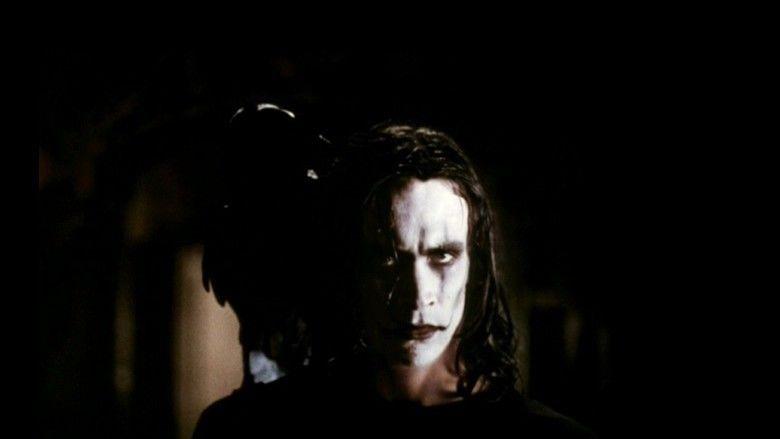 The Crow (1994 film) movie scenes