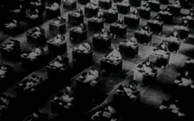 The Crowd (1928 film) movie scenes
