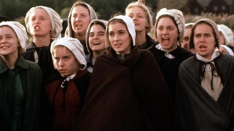 The Crucible (1996 film) movie scenes