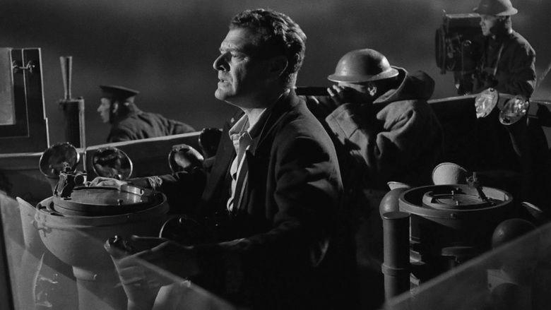 The Cruel Sea (1953 film) movie scenes
