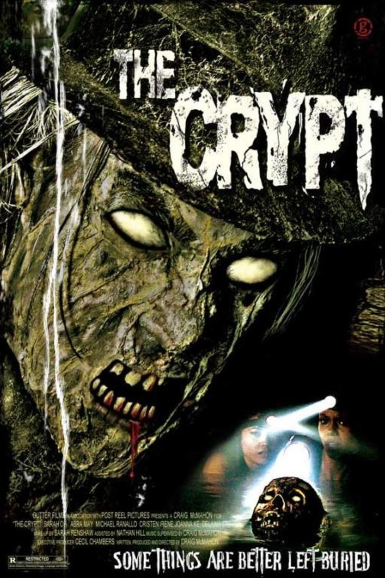 The Crypt (film) movie poster