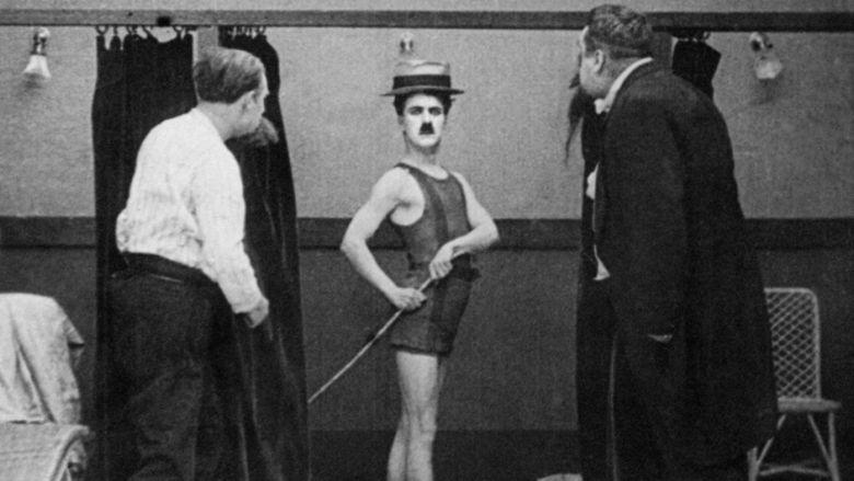 The Cure (1917 film) movie scenes