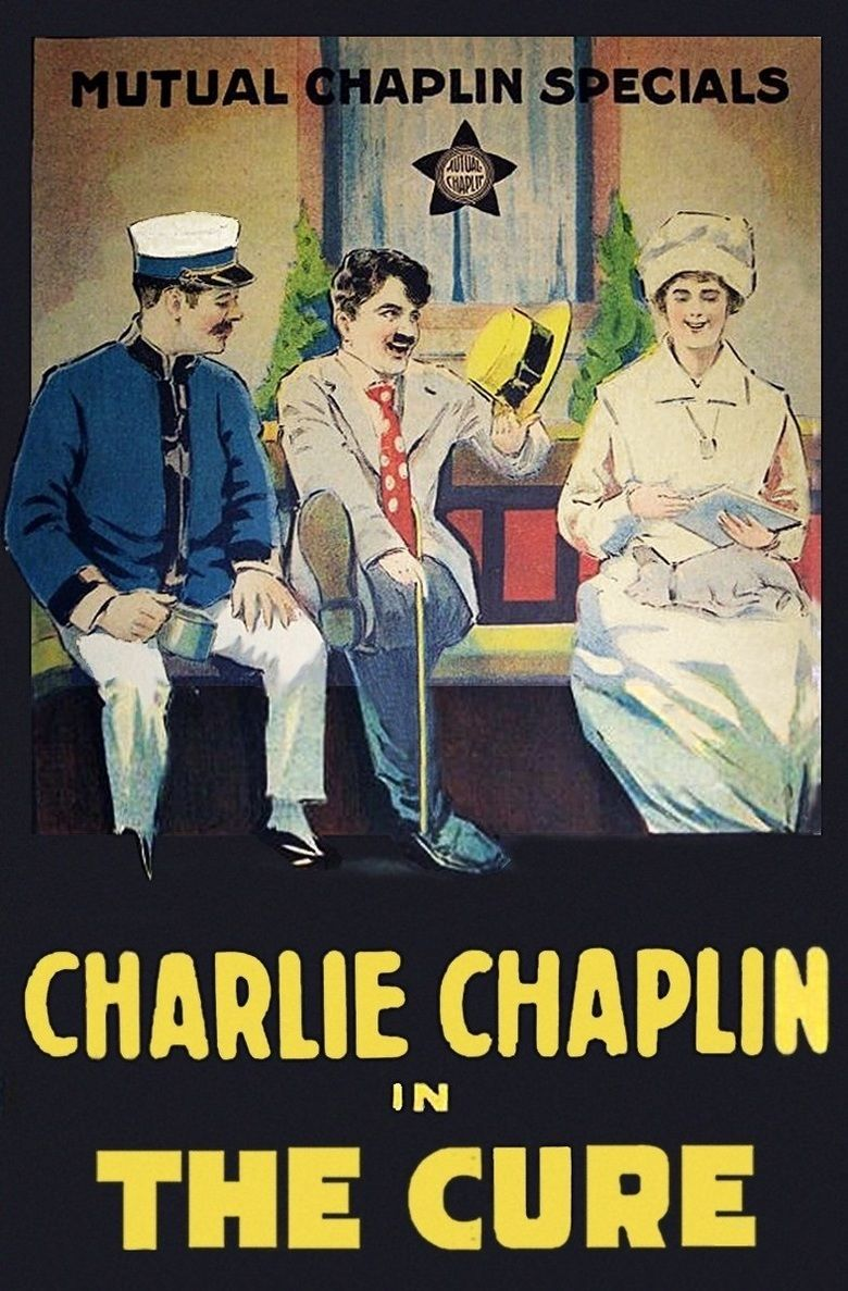 The Cure (1917 film) movie poster