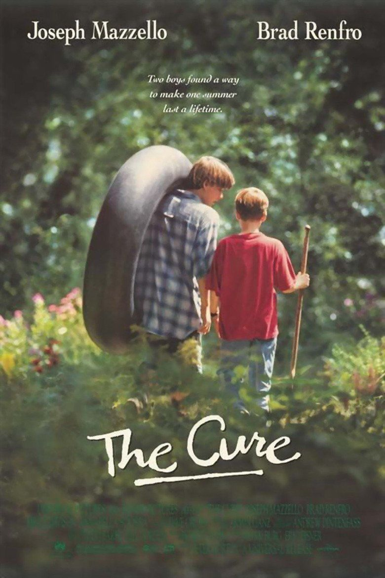 The Cure (1995 film) movie poster
