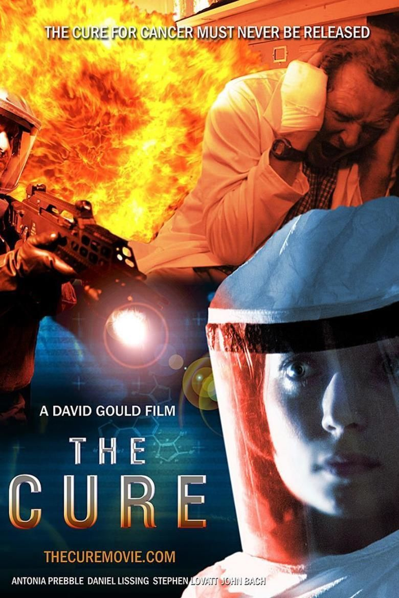 The Cure (2014 film) movie poster