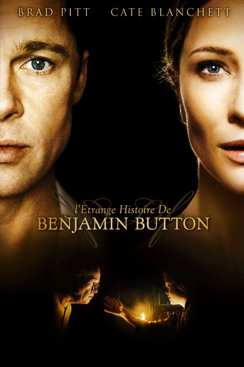 The Curious Case of Benjamin Button (film) movie poster