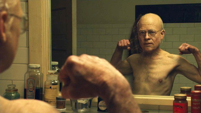 The Curious Case of Benjamin Button (film) movie scenes