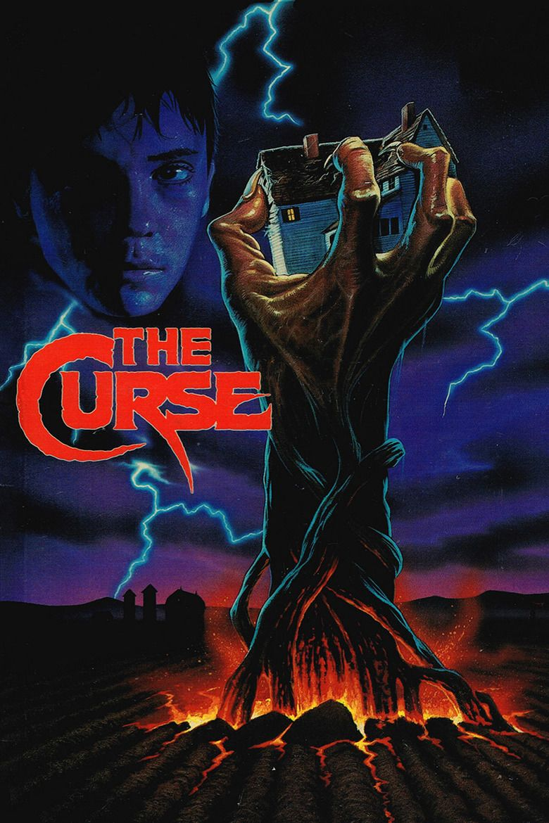 The Curse (1987 film) movie poster