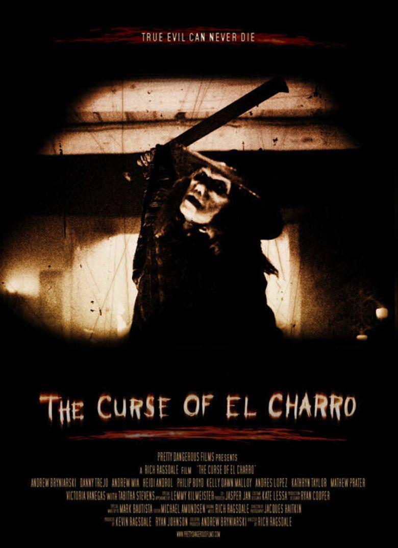 The Curse of El Charro movie poster