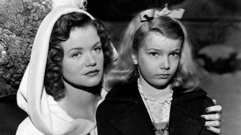 The Curse of the Cat People movie scenes