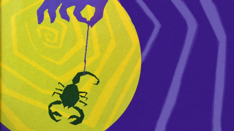 The Curse of the Jade Scorpion movie scenes