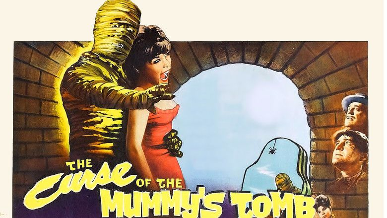 The Curse of the Mummys Tomb movie scenes