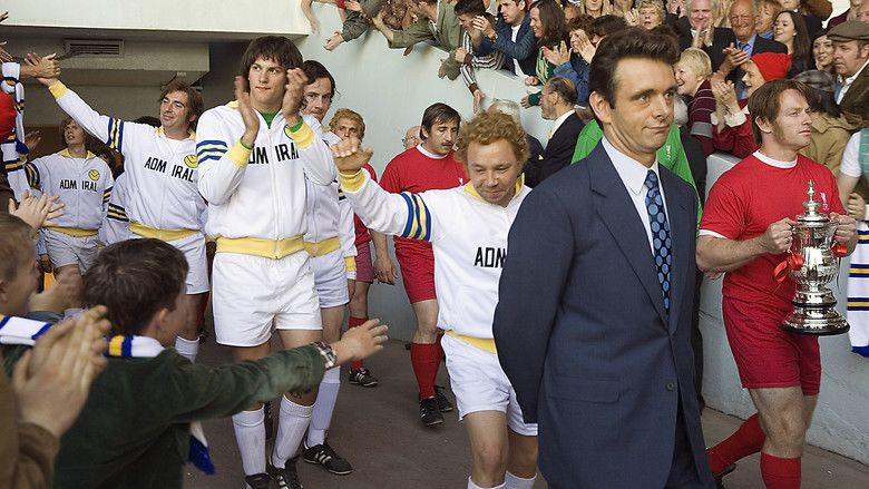 The Damned United movie scenes