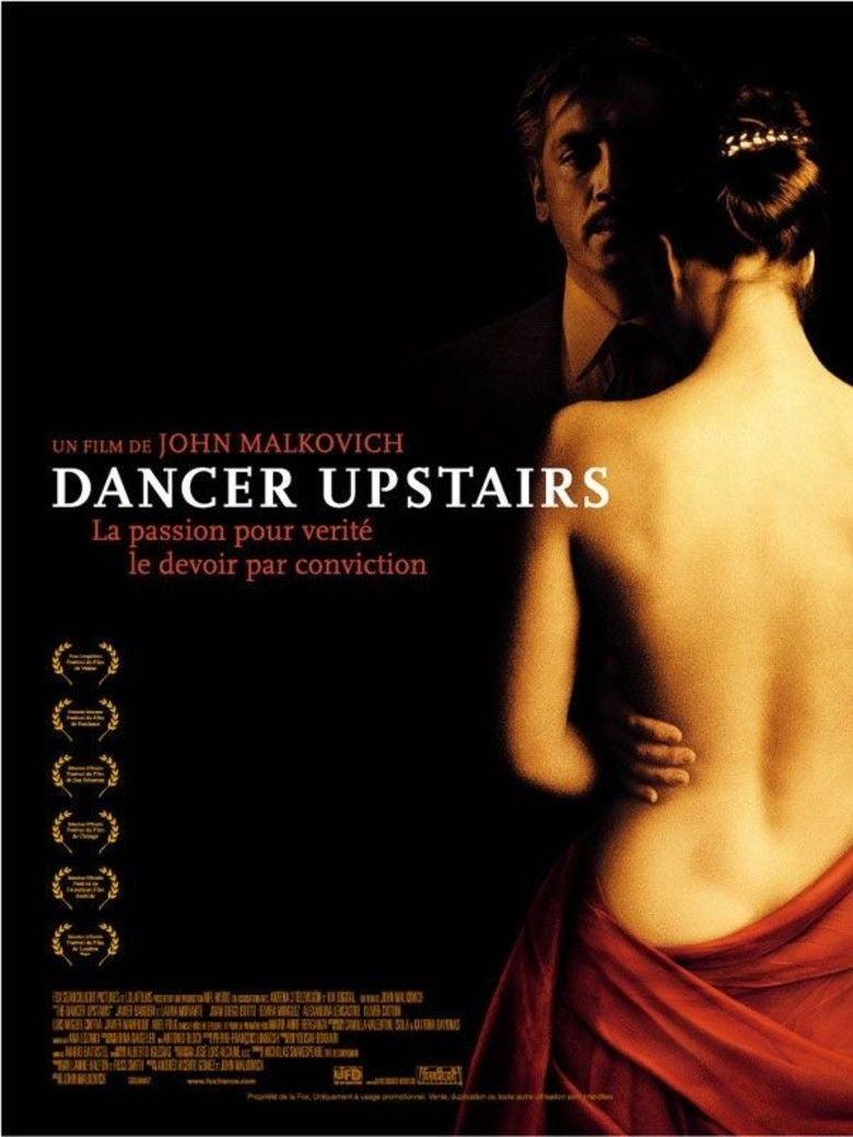 The Dancer Upstairs (film) movie poster
