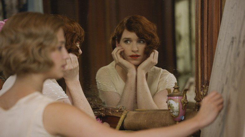 The Danish Girl (film) movie scenes