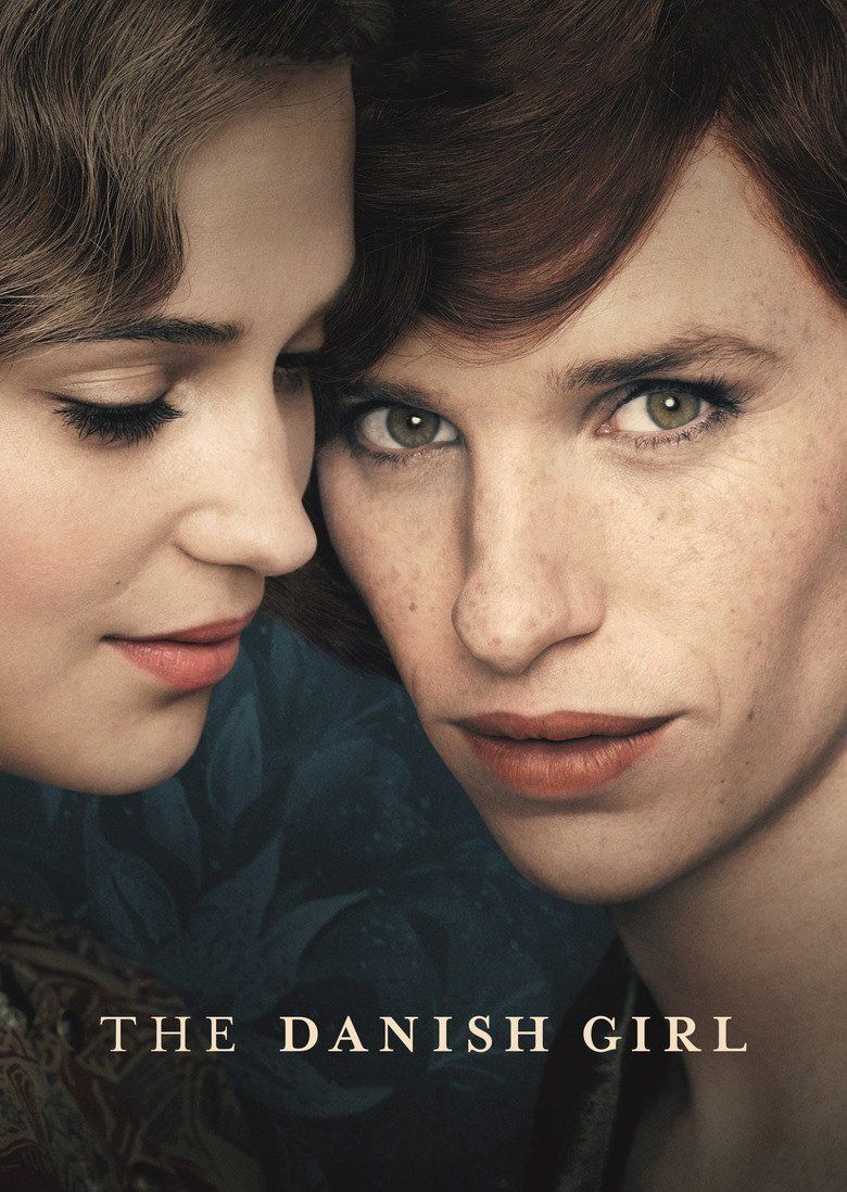 The Danish Girl (film) movie poster