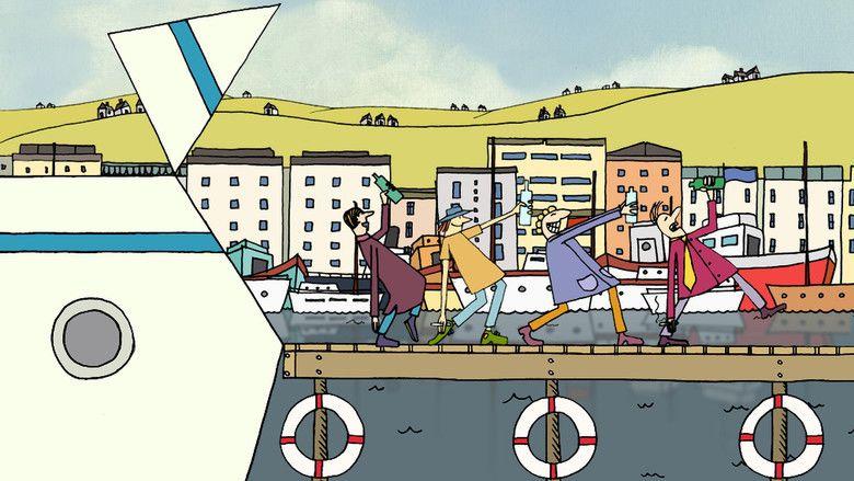 The Danish Poet movie scenes