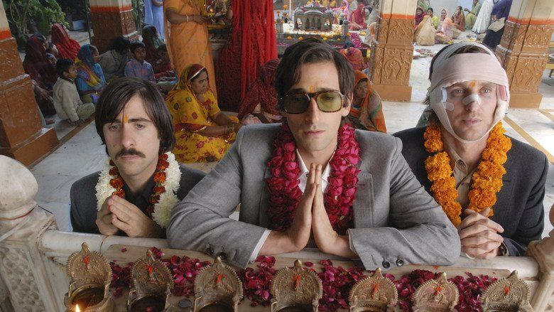 The Darjeeling Limited movie scenes