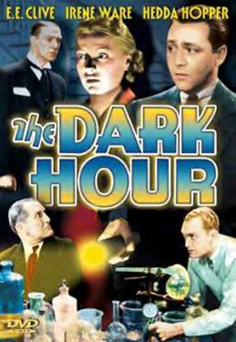 The Dark Hour (1936 film) movie poster