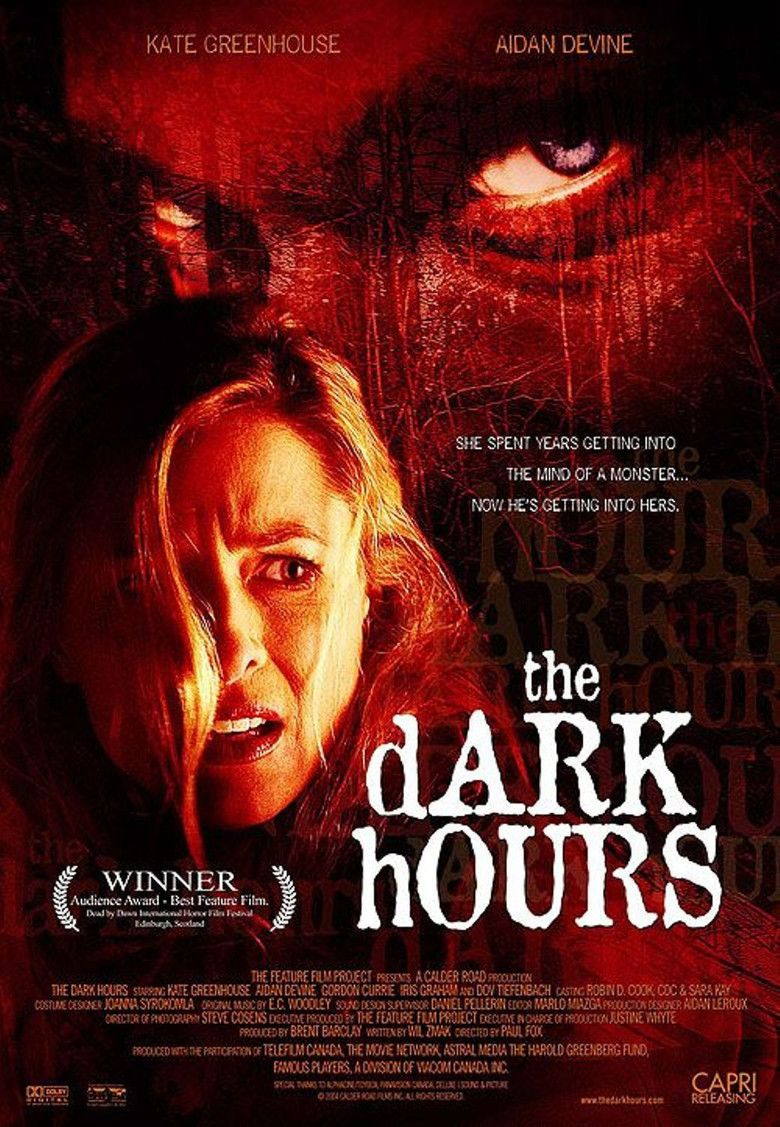 The Dark Hours movie poster