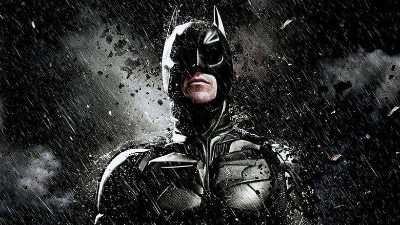 The Dark Knight Rises movie scenes