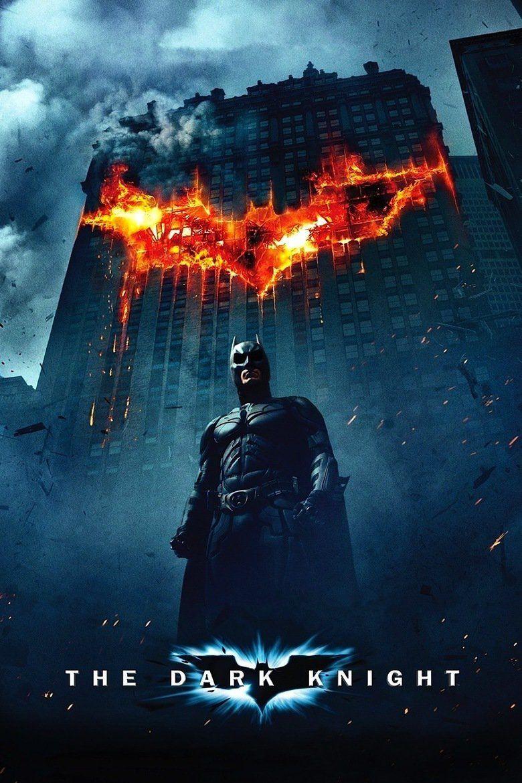 The Dark Knight (film) movie poster