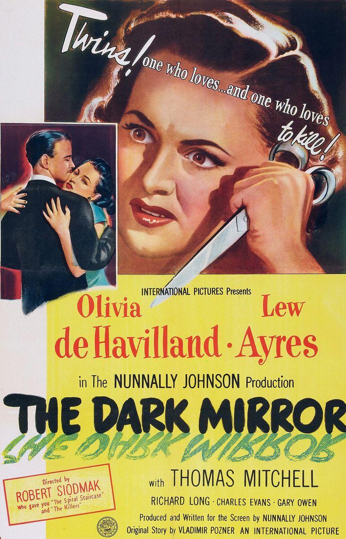 The Dark Mirror (film) movie poster
