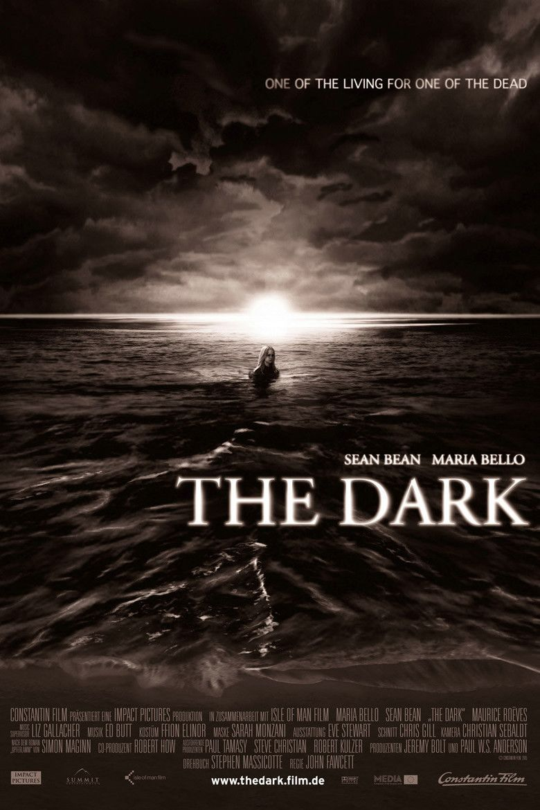 The Dark (film) movie poster