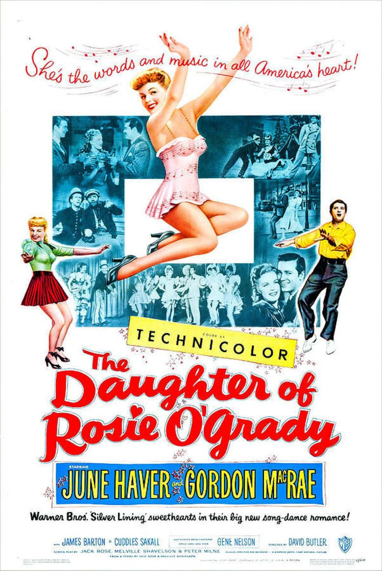The Daughter of Rosie OGrady movie poster
