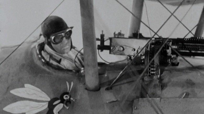 The Dawn Patrol (1930 film) movie scenes