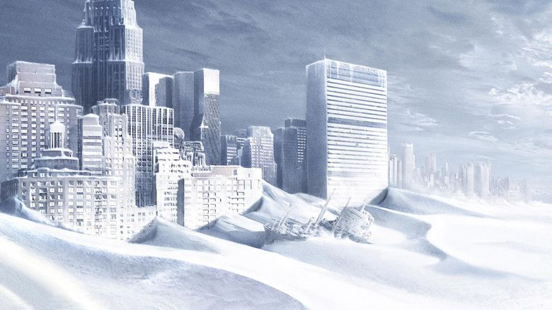 The Day After Tomorrow movie scenes