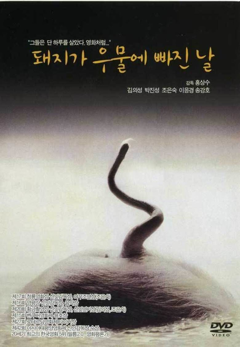 The Day a Pig Fell into the Well movie poster