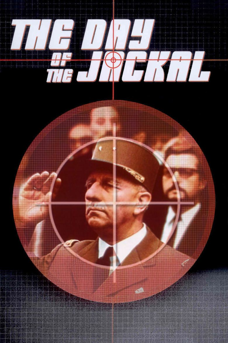 The Day of the Jackal (film) movie poster