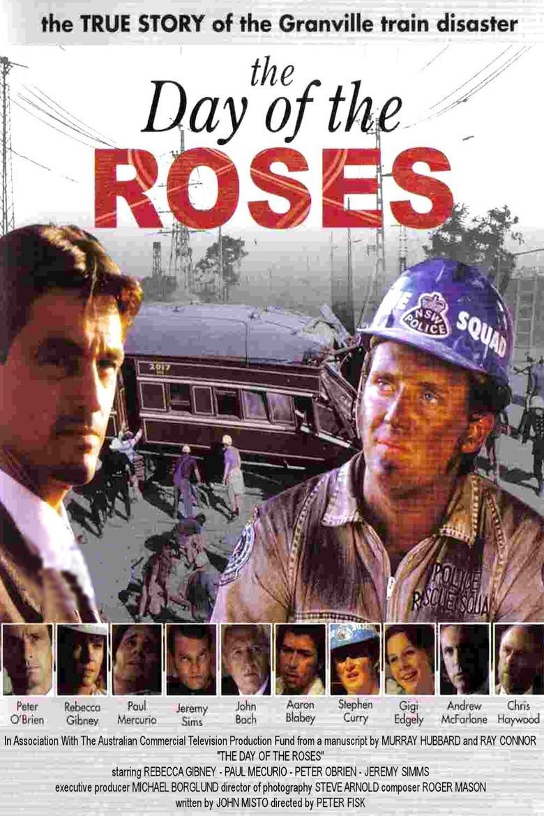 The Day of the Roses movie poster